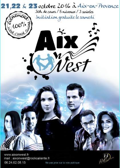 Flyer AixonWest 2016